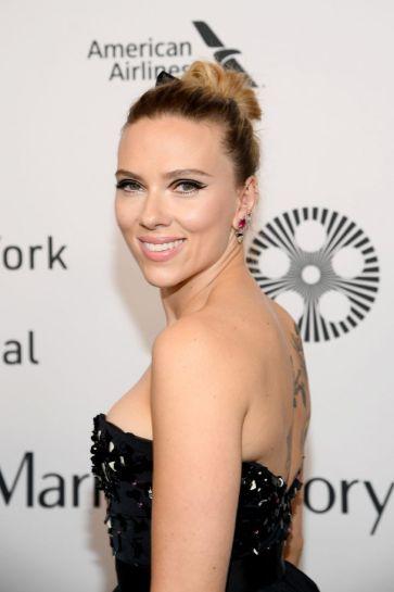 Scarlett Johansson in Dior-2