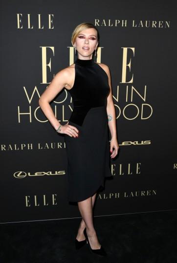 Scarlett Johansson in Tom Ford