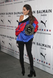 Alessandra Ambrosio in PUMA X Balmain-3