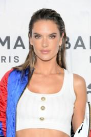 Alessandra Ambrosio in PUMA X Balmain-4