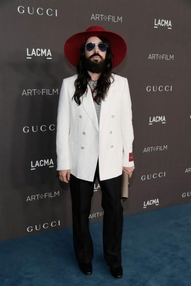 Alessandro Michele in Gucci-1