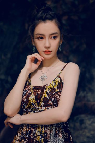 Angelababy in Dior Resort 2020-5