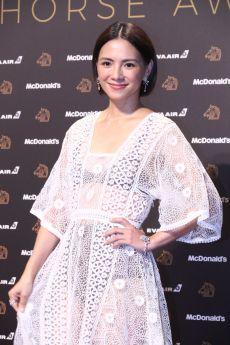 Angelica Lee in Dior Resort 2020-10