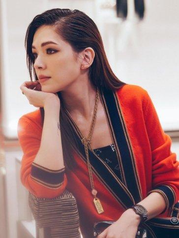 Ann Hsu in Chanel Resort 2020-2