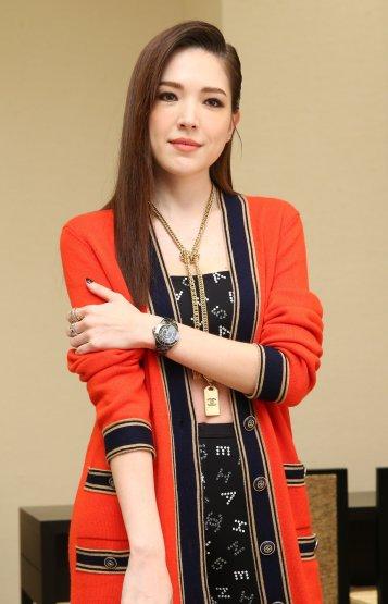 Ann Hsu in Chanel Resort 2020-5