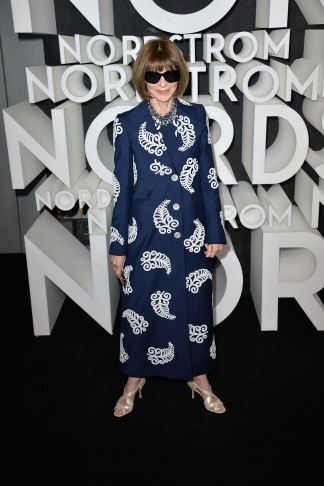 Nordstrom Store Opening, West 57th Street, New York, USA - 22 Oct 2019