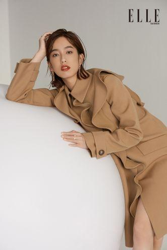 Annie Chen for ELLE Taiwan November 2019-6