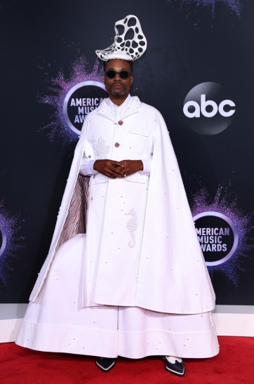 Billy Porter in Thom Browne Spring 2020 Menswear