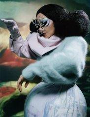 Björk for DAZED Magazine Fall:Winter 2019-1