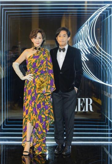 Carina Lau in Gucci Resort 2019-2