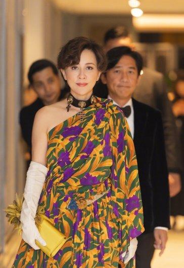 Carina Lau in Gucci Resort 2019-3