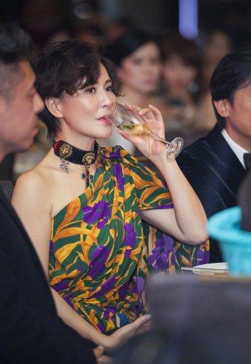 Carina Lau in Gucci Resort 2019-6