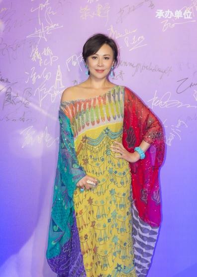 Carina Lau in Zandra Rhodes Spring 2007-3