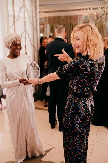 Cate Blanchett in Armani Privé Fall 2012 Couture-2