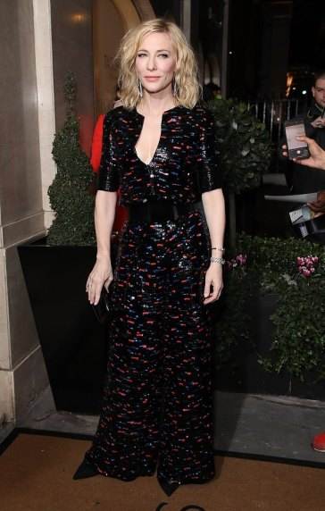 Cate Blanchett in Armani Privé Fall 2012 Couture-7