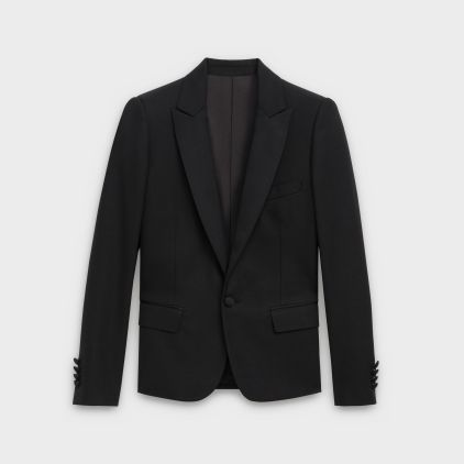 Celine Tuxedo Jacket