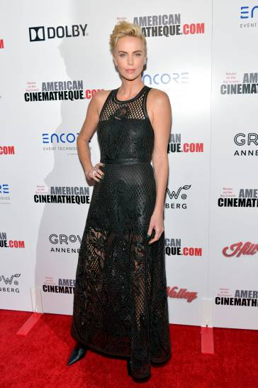 Charlize Theron in Dior-5