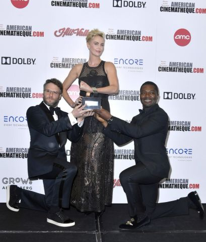Charlize Theron in Dior-8