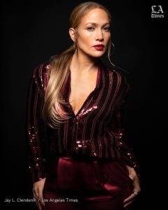 Charlize Theron& Jennifer Lopez & Renee Zellweger & Awkwafina & Cynthia Erivo X LA Times-17