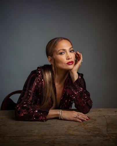 Charlize Theron& Jennifer Lopez & Renee Zellweger & Awkwafina & Cynthia Erivo X LA Times-19