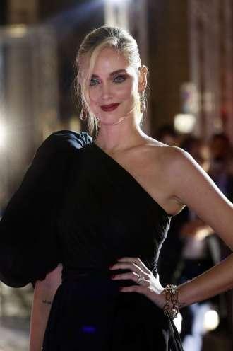 Chiara Ferragni in Giambattista Valli Spring 2019 Couture-9