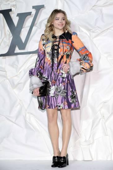 Chloe Grace Moretz in Louis Vuitton Spring 2020-7
