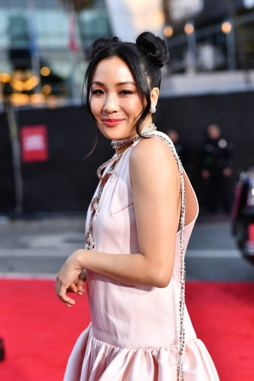 Constance Wu in Miu Miu-1