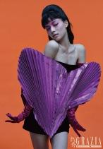 Elaine Zhong for Grazia China November 2019-1