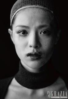 Elaine Zhong for Grazia China November 2019-6