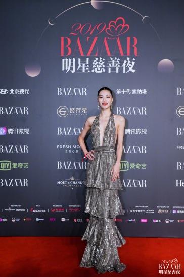 Elaine Zhong in Krikor Jabotian Fall 2017-10