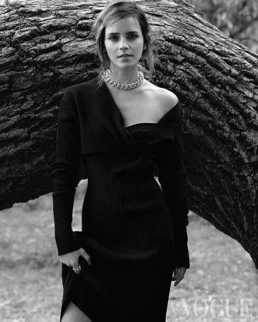 Emma Watson for Vogue UK December 2019-2