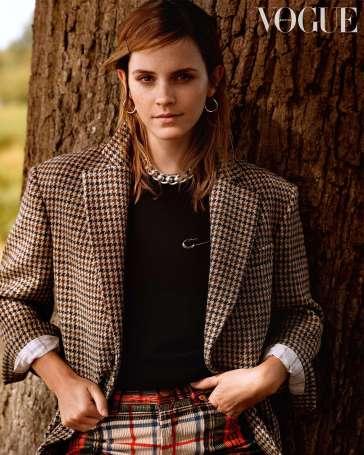 Emma Watson for Vogue UK December 2019-4