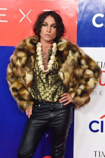 Ezra Miller in Saint Laurent Fall 2019-6