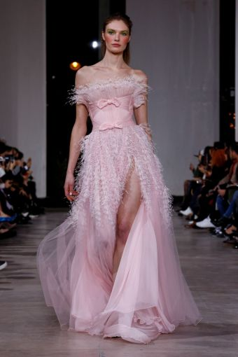 Georges Chakra Spring 2019 Couture