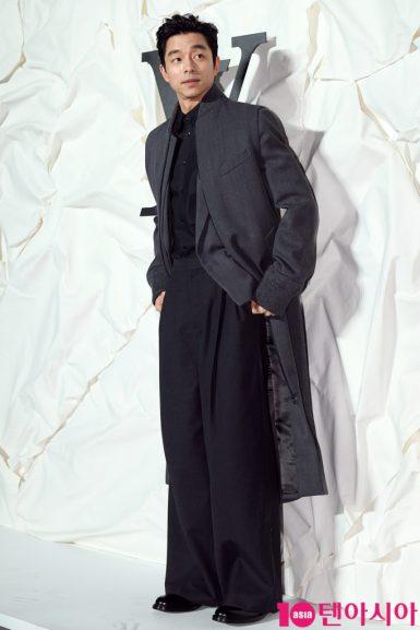 Gong Yoo in Louis Vuitton Spring 2020 Menswear-1