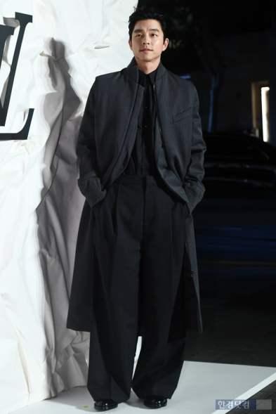 Gong Yoo in Louis Vuitton Spring 2020 Menswear-3