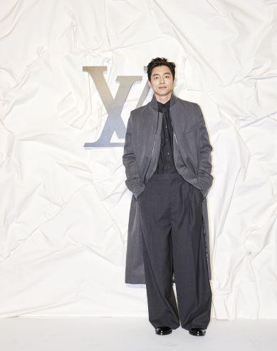Gong Yoo in Louis Vuitton Spring 2020 Menswear-6