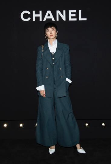 Gwui Lun Mei in Chanel Resort 2020
