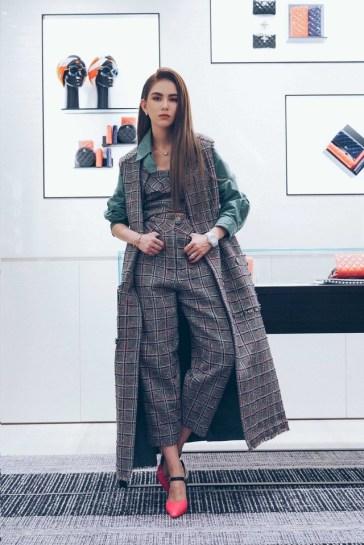 Hannah Quinlivan in Chanel Resort 2020-6