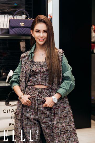 Hannah Quinlivan in Chanel Resort 2020-7