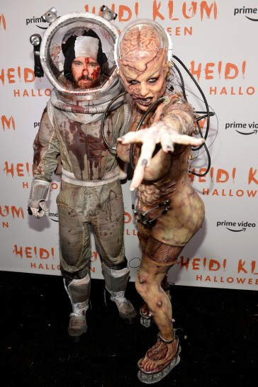 Heidi Klum Halloween 2019-11