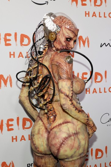 Heidi Klum Halloween 2019-12