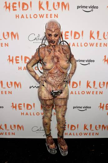 Heidi Klum Halloween 2019-3