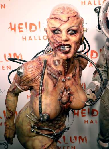 Heidi Klum Halloween 2019-4