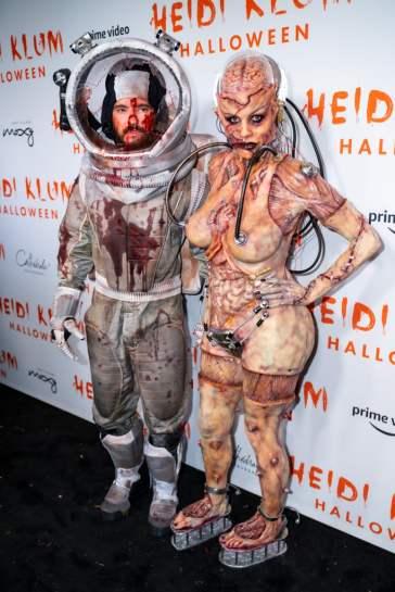 Heidi Klum Halloween 2019-6
