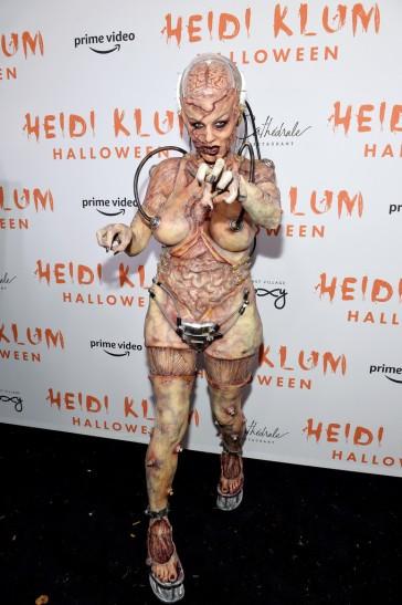 Heidi Klum Halloween 2019-9