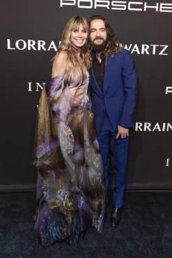 Heidi Klum in Iris van Herpen Fall 2019 Couture-10