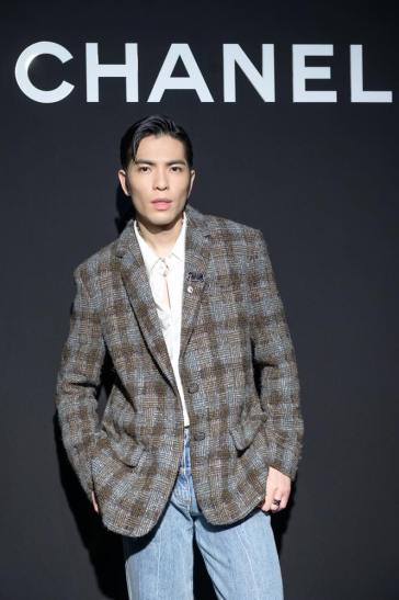 Jam Hsiao in Chanel-2