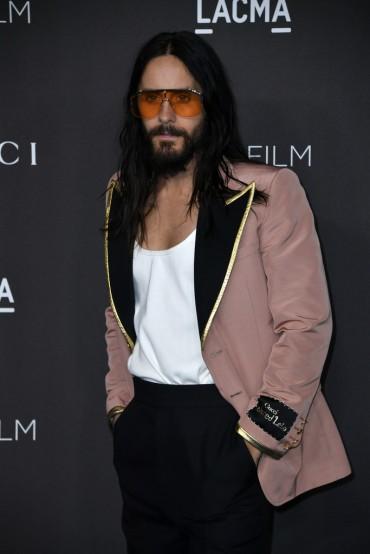 Jared Leto in Gucci Spring 2020-1
