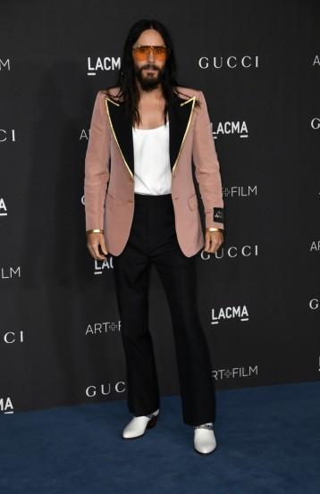 Jared Leto in Gucci Spring 2020-2